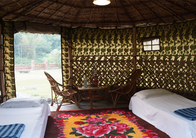 Indian Ethnic Yurt